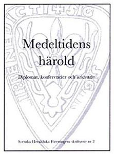 Bokomslag för boken Medeltidens härold av Jesper Wasling