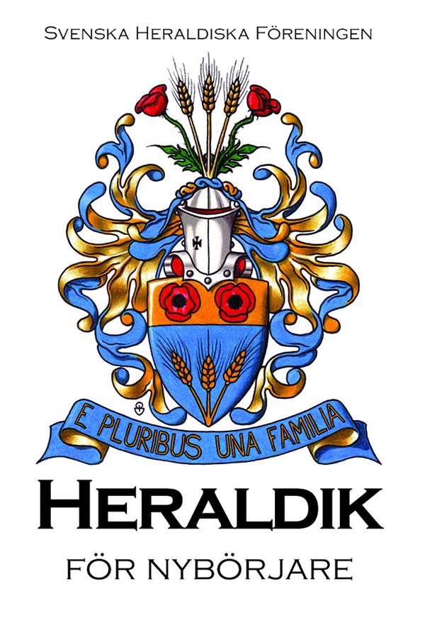 Bokomslag för boken Heraldik för Nybörjare av Jesper Wasling