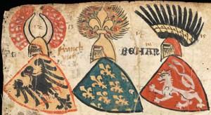 Utdrag från Züricher Wappenrolle