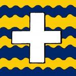 Svenska flottans flagga 1525-80, möjligt utseende 1