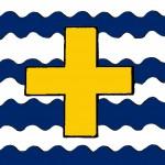 Svenska flottans flagga 1525-80, möjligt utseende 3