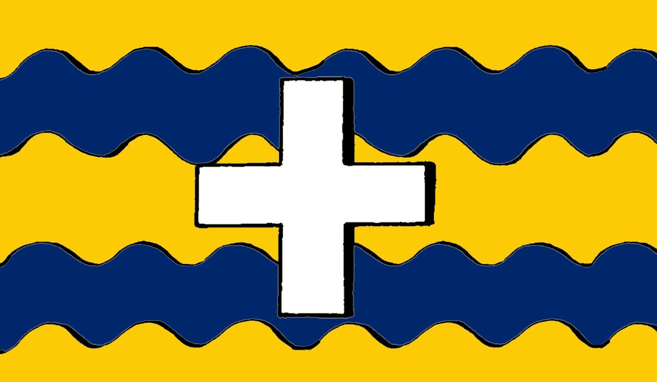 flaggor till sjöss