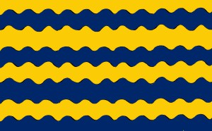 Svenska flottans flagga 1580-1620