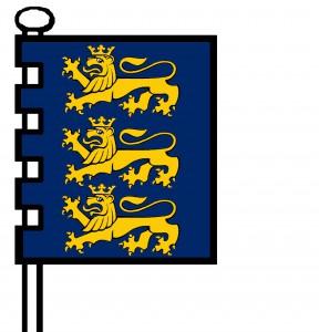 Kungabaner för Erikska ätten, version 2