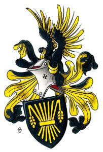 Coat of Arms of Wasling family, by Davor Zovko