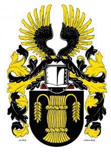 Coat of Arms of Wasling family, by Jan Raneke