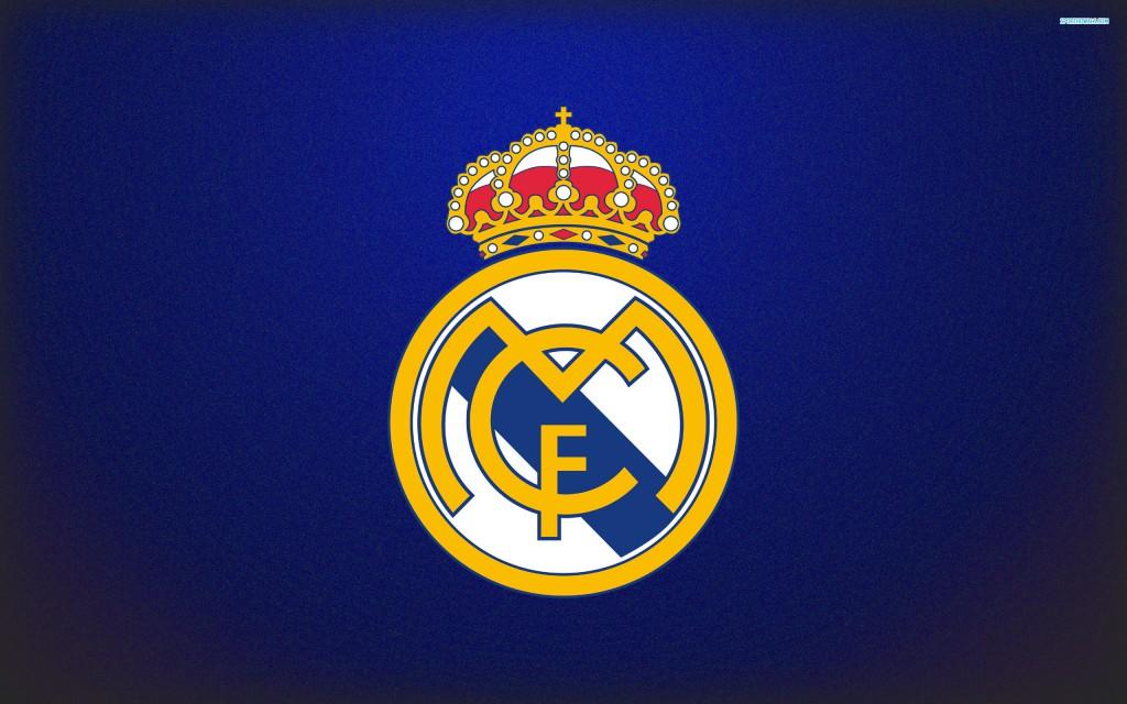 Real Madrids märke och vapen
