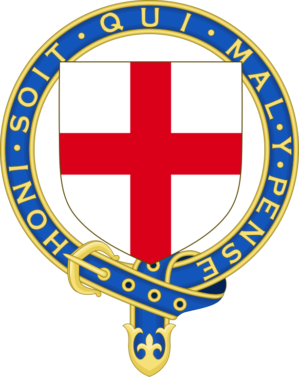 Arms of the Most Noble Order of the Garter