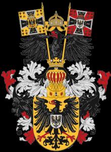 Tyska riksvapnet för kejsaren