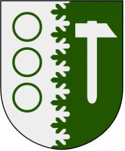 Arms of the municipality Ockelbo