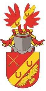 Arms of Magnus Anderberg family. Vapensköld för familjen Anderberg