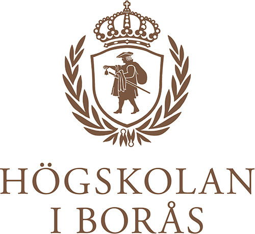 Coat of arms of the University of Borås (Högskolan i Borås).