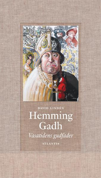 Bokomslag till Hemming Gadh, av David Lidén