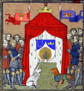 Manuskript från äldretid hittat i furstendömet Lorenzburg