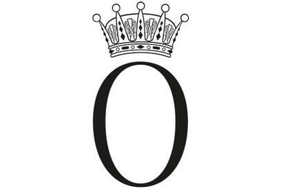 Prins Oscars monogram