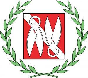 Emblem för orienteringsevenemanget O-ringen i Borås 2015.