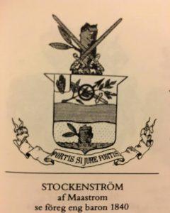 Stockenströms vapensköld