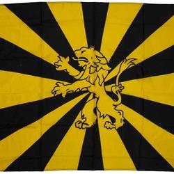 Guliganernas flagga för Elfsborg