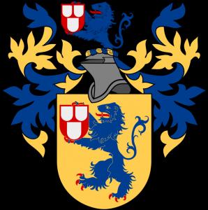 Heraldiska samfundets vapensköld
