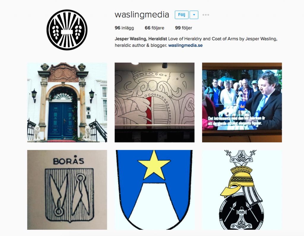 WaslingMedia på instagram