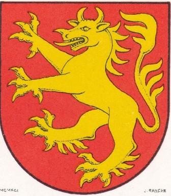 Skånelands vapensköld