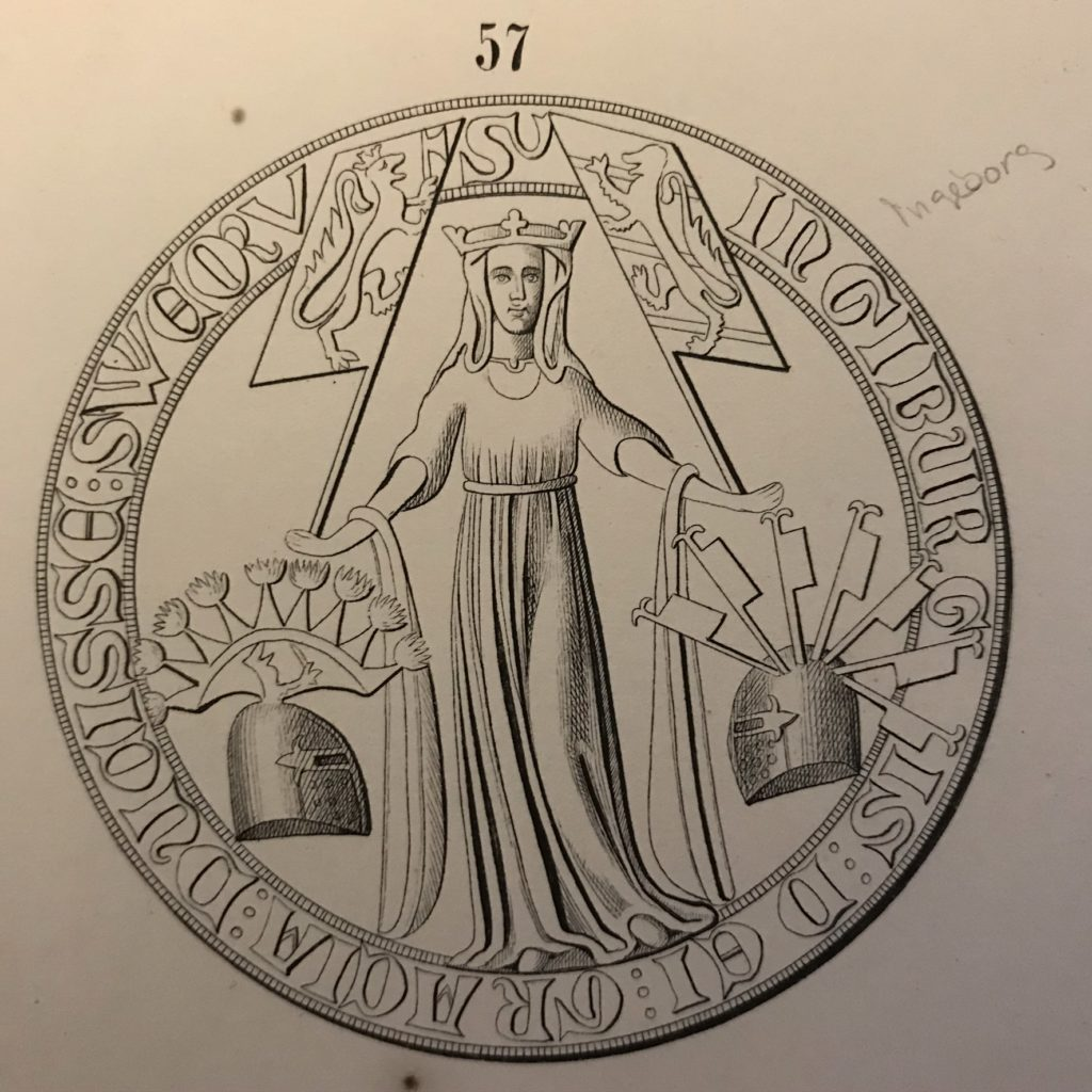 hertiginna Ingeborg