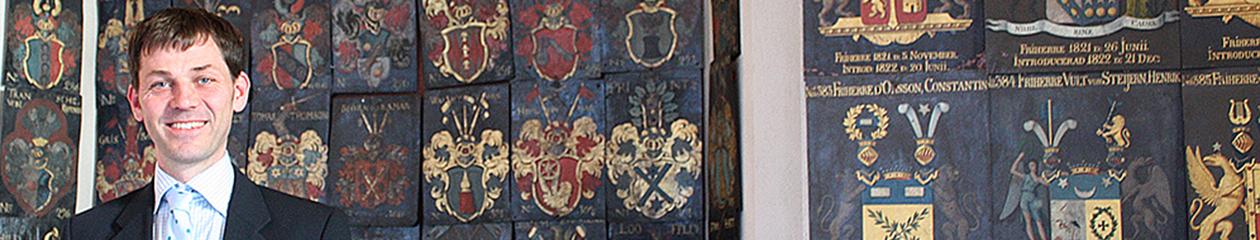 Heraldik och Vapensköldar