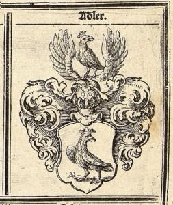 Vapensköld för Johan Adler Salvius