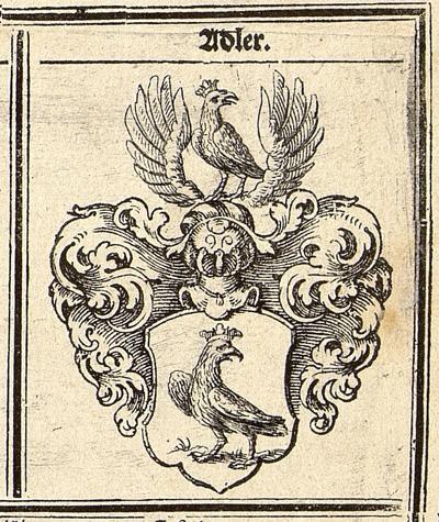 Vapensköld för Johan Adler Salvius.
