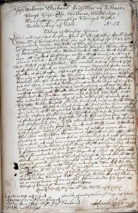 Ur Keysers supplik 1650