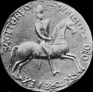 Kung Williams av Skottland sigill