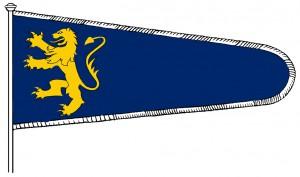 Kung Magnus Birgersons baner 1275-90.