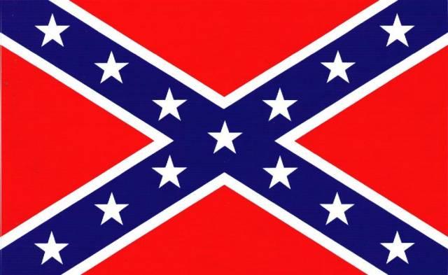 Sydstatsflaggan