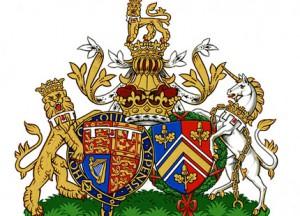 Prins William och prinsessan Kate av England