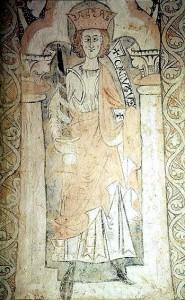 Kung Knut/King Canut i Dädesjö