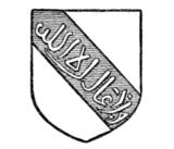 Abu Abdallah, Mohammed ibn Naçrs vapensköld