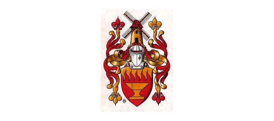 Schmidt family coat of arms, by Davor Zovko