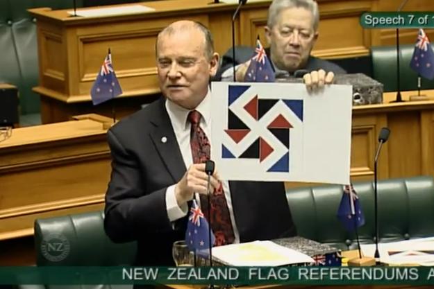 New Zealand goes bananas