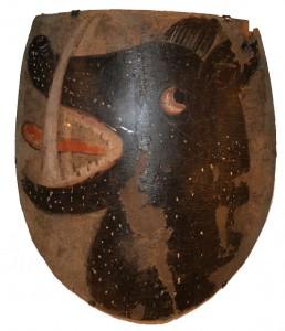Svinakulas stridssköld, 1300-tal