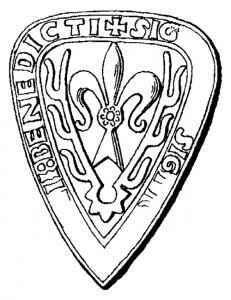Arms of Sigtrygg Boberg