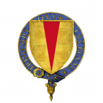Arms of Sir John Chandos
