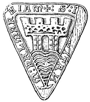 Kalmar stadsvapen 1247