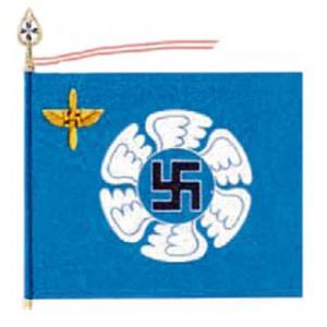 Äldre fana för finska flygvapnet