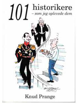 Bokomslag 101 historiker av Knut Prange