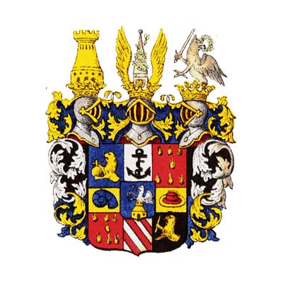 Arms of Count Gyllenborg