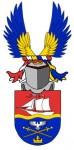 Arms of Sundén family. Vapensköld för familjen Sundén