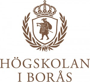 Coat of arms of the University of Borås (Högskolan i Borås).