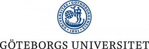 Coat of arms of the University of Göteborg.