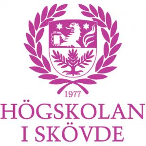 Coat of arms of the University of Skövde (Högskolan i Skövde).