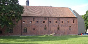 Vadstena kungsgård. Foto: Thuresson (Wikipedia commons)